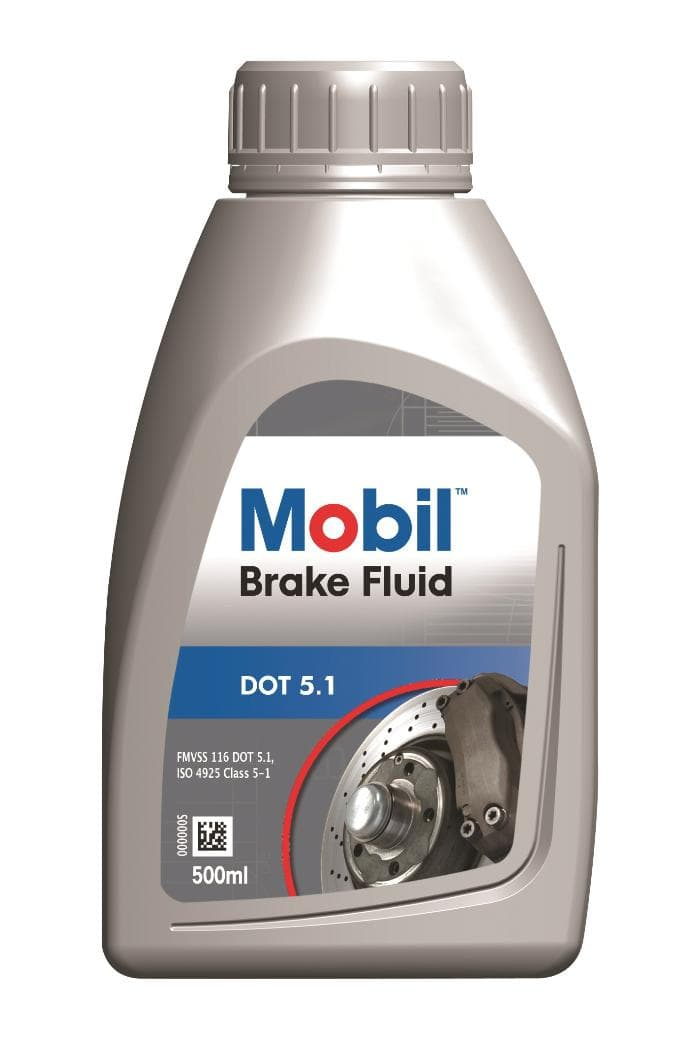 Mobil Brake Fluid DOT 5.1