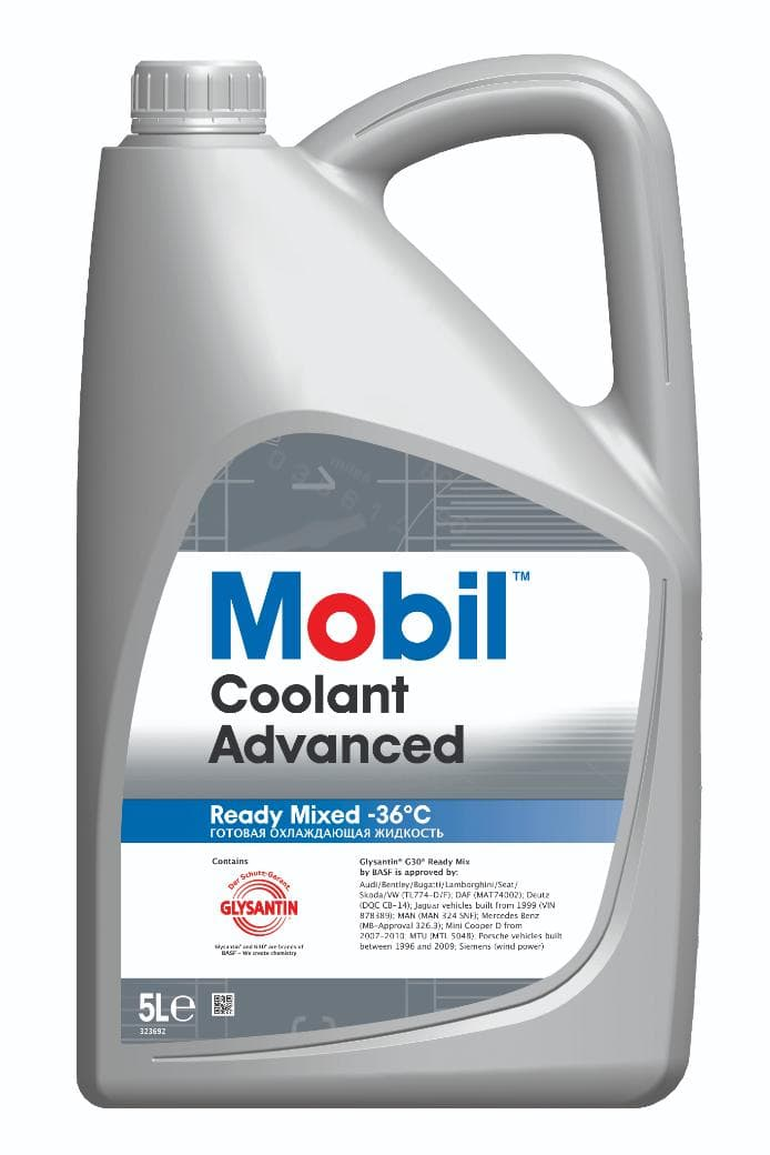 Mobil Coolant Advanced Ready Mixed -36 C