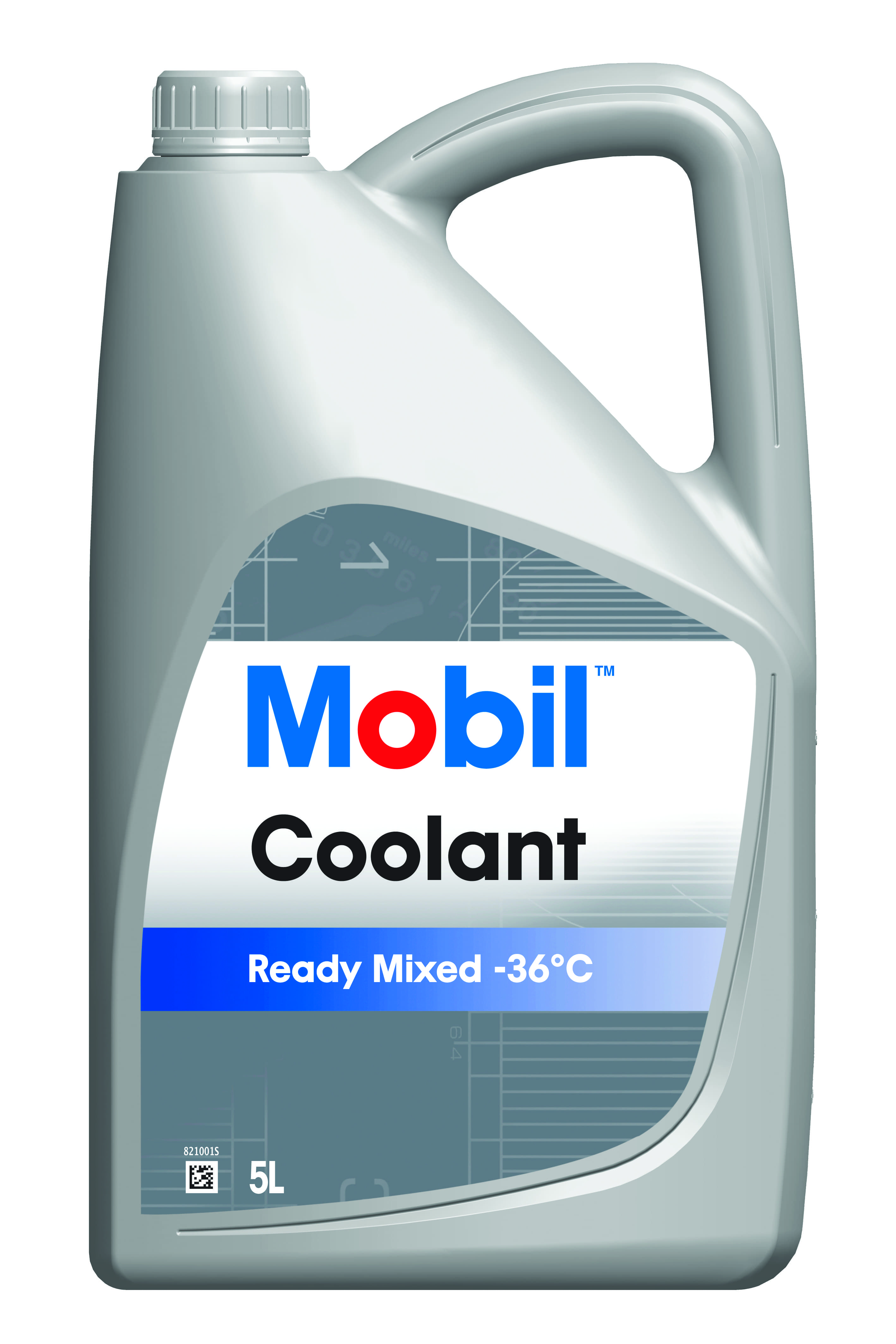 Mobil Coolant Ready Mixed -36°C