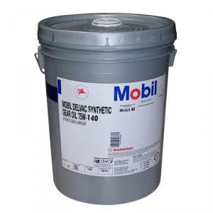 Mobil Delvac Synthetic Gear Oil 75W140